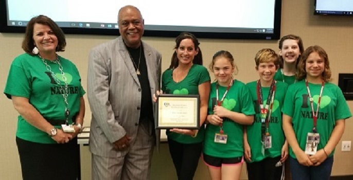 HUEE PSA Winners Plaza Middle School 2016