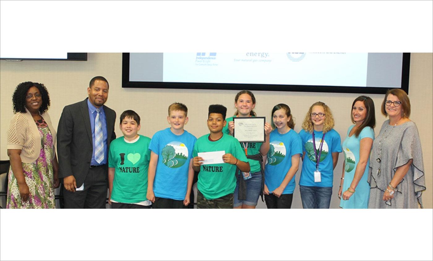 HUEE PSA Winners Plaza Middle School 2017