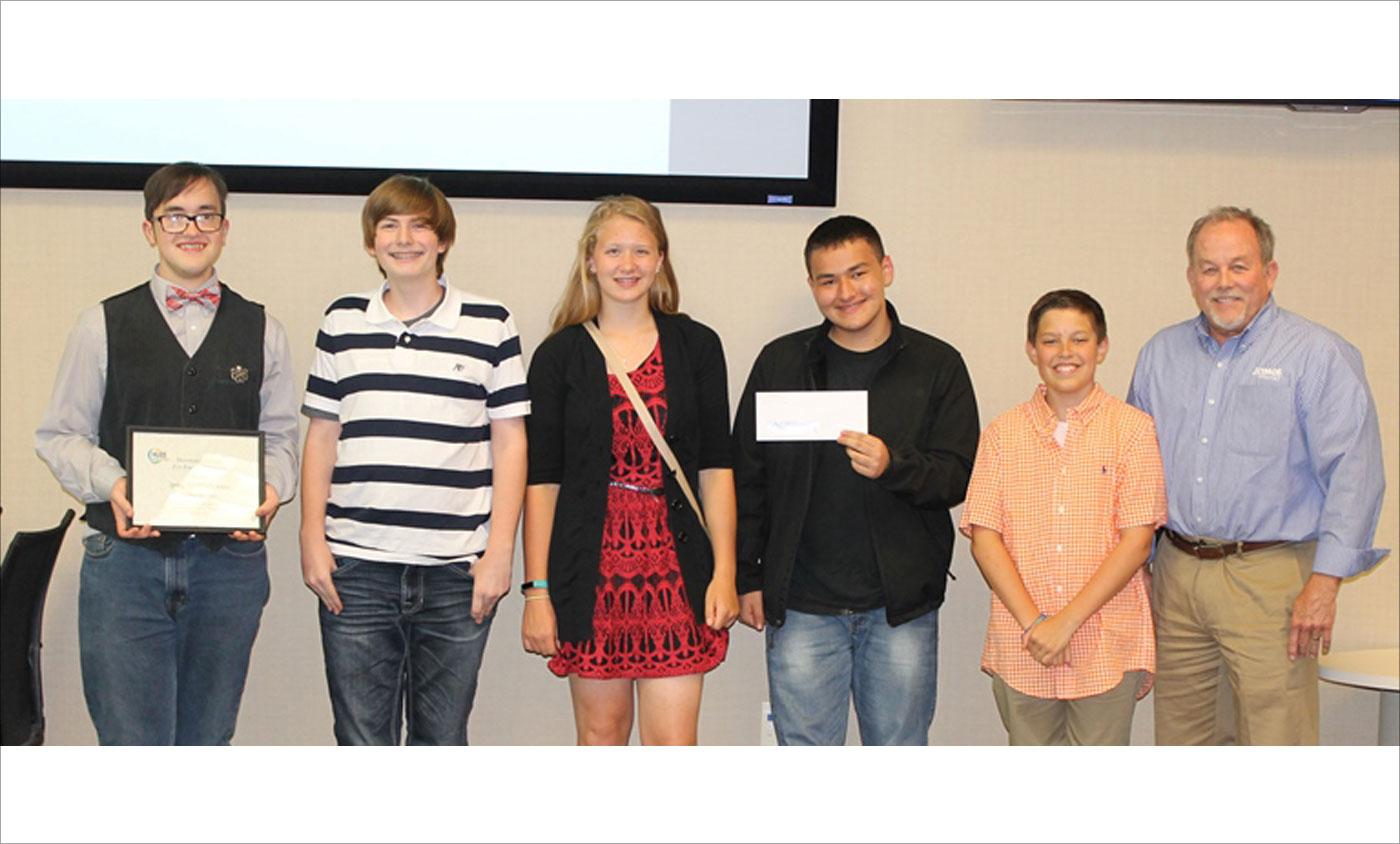 HUEE PSA Winners Spring Hill Middle School 2017