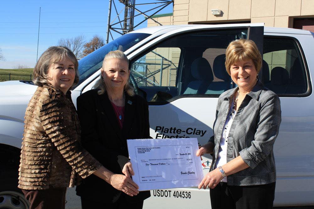 HUEE Grant 2012 Missouri Valley Community Action Agency