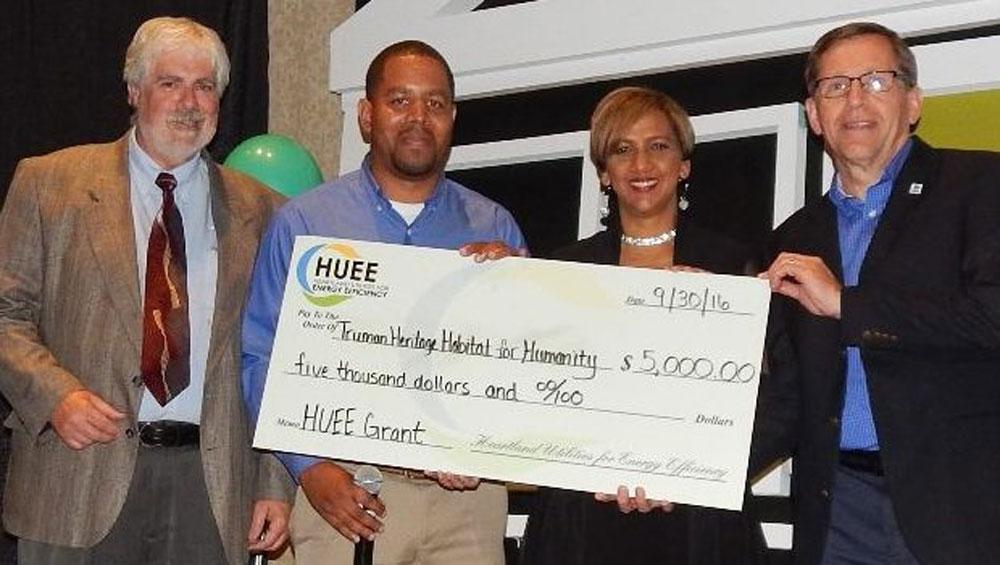 HUEE Grant 2016 Truman Heritage Habitat for Humanity