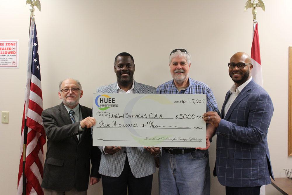 HUEE Grant 2017 Community Action Agency of Greater Kansas City